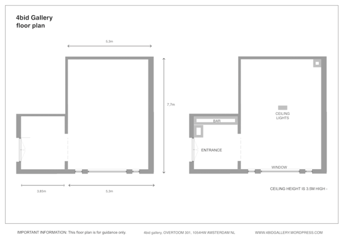 4bid gallery plan web